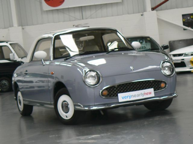 Nissan Figaro for Sale - Direct Japanese Imports - Europe\'s No1 ...